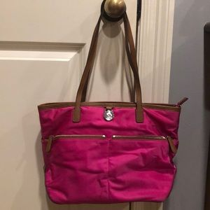 Michael Kors Pink Shoulder Bag